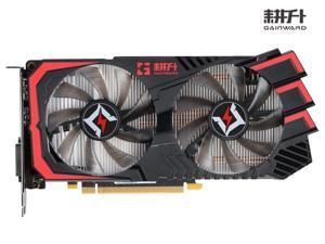 GAINWARD GeForce RTX 2060 WINDFORCE OC 6G Graphics Card, 2 x WINDFORCE Fans, 6GB 192-Bit GDDR6, PCI Express 3.0 16X, NVIDIA Chip,Game Graphics Card,1695MH Boost Frequency GPU video card
