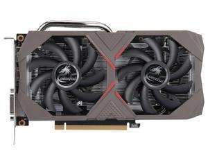 Colorful GeForce GTX 1650 4G Gaming Graphics Card,2 x WINDFORCE Fans GPU Video Card,4GB 128-Bit GDDR6,PCI Express 3.0 16X NVIDIA Chip Video Card