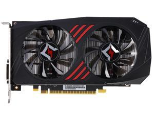 GAINWARD GeForce GTX 1050Ti 4GB GDDR5 Gaming Graphics Card,2 x WINDFORCE Fans,4GB 128-Bit GDDR5 PCI Express 3.0 x16 HDCP Ready Video Card,7008MHz Video Memory Frequency,Support PCI Express 3.0