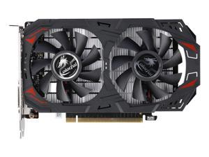 Colorful GeForce GTX 1050Ti 4GB GDDR5 Gaming Graphics Card,4GB 128-Bit GDDR5 PCI Express 3.0 x16 HDCP Ready Video Card,7008MHz Video Memory 2 x WINDFORCE Fans,Frequency,Support PCI Express 3.0