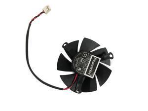 HA5010M12F-Z/GA515S2L/FD5010L12D GPU Cooler Fan For HIS HD6450 HD6570 XFX HD6570 HD-5450 R5 230 R7 250 VGA Cooling