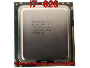 Intel CPU Core i7-920 Processor i7 920 2.66GHz 8M 4-cores Socket 1366 speedy ship out