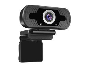 EFINNY 1080P Webcam for PC, Full HD Computer Camera, USB Web cam with Microphone, Autofocus Web Camera Streaming Camera for Skype, Streaming, Teleconference etc.
