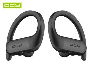 QCY T6 IPX5 Waterproof High-definition Call Wireless Bluetooth Headset Binaural Sports Headset