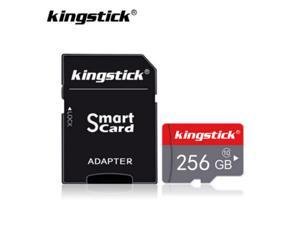 256GB Micro SD Card High Speed TF Card Class 10 Flash Memory Card with SD Adapter (256GB)