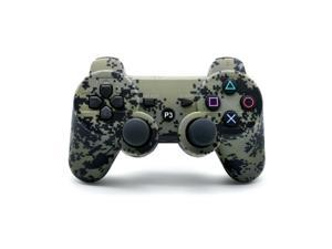 PS3 Controller Wireless Playstation 3 Controller Wireless Bluetooth for Sony Playstation 3 Remote Wireless Joystick with Charging Cables