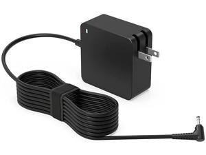 65W AC Charger Fit for Lenovo Ideapad 3 3-14 3-15 3-17 15ADA05 3-14ADA05 3-14ARE05 3-15ARE05 3-17ARE05 3-14IML05 3-15IML05 3-17IML05 3-14IIL05 3-15IIL05 Laptop Power Supply Adapter Cord