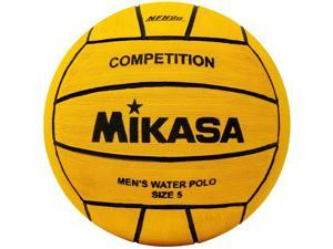 Mikasa W5000 Sports Competition Men's Water Polo Ball Yellow