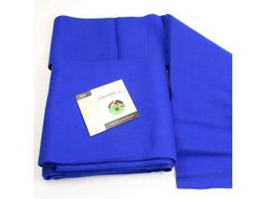 Hainsworth CLUB Bed & Cushion Set for 7ft UK Pool Table – ROYAL BLUE - FREE DVD
