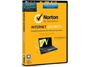 Norton Internet Security 21.0 - 1 Computer, 1 Year Subscription (PC) [2014 Edition]