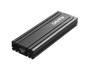 MAIWO 1686p  SSD Solid-State Sata Hard Disk Box 3.0 In-Line Reading M.2 External Shell All Aluminum Nvme Protocol Reading K1686