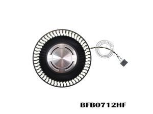 BFB0712HF 65mm 12V 1.8A For NVIDIA GTX Titan GTX980 980Ti Graphics Card Cooling Fan 4Pin 4Wire