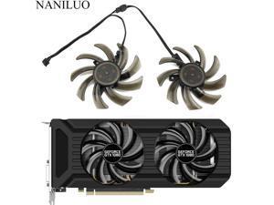 GTX 1070 TI 87mm GA91S2U GA91S2H FDC10H12S9-C GPU Cooler Fan For Palit GeForce GTX 1060 GTX 1080 GTX1070 Ti 8G Dual Video Card