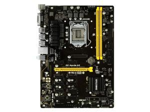 Biostar Tb250-btc Pro Extended 12 Graphics Card Mainboard Mining Special Computer Industrial Control Large Board ATX Direct Plug