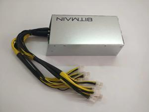 BITMAIN APW3 1600W BTC LTC DASH ETH Miner Power Supply For ANTMINER S9 S9i S9j T9+ Z9 Mini DR3 L3+ E3 X3 A9 Baikal X10 PSU