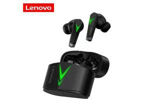 Lenovo LP6 TWS Earphone Wireless Bluetooth V5.0 Sport Headphones Gaming Headse:No-Delay, in-Ear Sports,    Wireless Earbuds Noise Cancelling , Universal Apple Android
