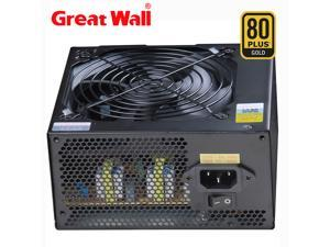 Great Wall HOPE 6000DS PC Power Supply 500W 80PLUS BRONZE Power Supplies for Computer 12V ATX Power Supplies for PC 12cm Fan