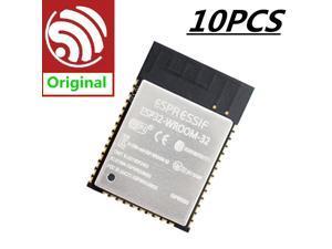 10PCS ESP32-WROOM-32 4MB module ESP32 chips ESP-32 module WiFi+Bluetooth wife BLUETOOTH 4.2  Dual  CPU 32Mbit /4MB