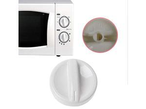 1PCS D Hole Microwave Oven Universal Rotary Timer Knob Button for  Microwave Oven Spare Parts Accessories