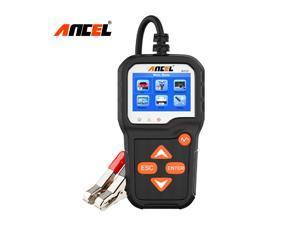 ANCEL BA301 Car Battery Tester for 6V 12V Analyzer Car Quick Cranking Charging Tester 100 to 2000 CCA Battery Tester