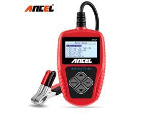 ANCEL BA101 Professional 12V 100-2000 CCA 220AH Automotive Load Battery Tester Digital Analyzer