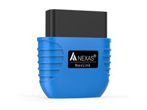 NEXAS NexLink OBD2 Scannner Engine Code Reader Automnotive Scanner IOS Android Windows OBD2 Car Scan Tool