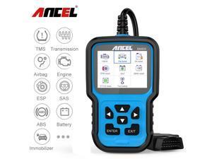 ANCEL BM500 OBD2 Scanner for BMW Car Diagnostic Tool Airbag EPB SAS TPMS Reset Battery Tester OBD Automotive Scanner