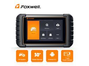 Foxwell NT809 OBD2 Automotive Scanner Full System Oil SRS EPB TPMS IMMO Injector Coding Reset Auto Diagnostic Tools