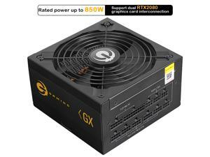Great Wall Gaming Power Supply for PC 850W 80PLUS GOLD PSU E-Sport Power Supplies for Computer ATX 12V 14cm Fan PC Power Supply G8
