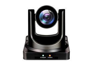 AVKANS NDI PTZ Cameras - 30X Full HD Live Streaming Video Camera with SDI, HDMI and IP Outputs, NDI HX2, Poe vMix OBS Support