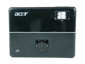 Acer P1265 DLP Projector 2400 lumens HD 1080i HDMI-adapter w/Accessories