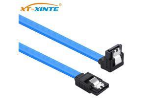 40cm SATA3.0 III SATA3 Cable 6Gb/s SSD Hard Drive Direct / Right Angle HDD Enclosure Date Cable Convertor