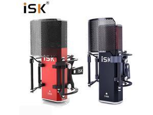 100%  ISK S900 Professional Condenser Recording Microphone For Mobile Phone Computer Live Broadcast Karaoke Studio
