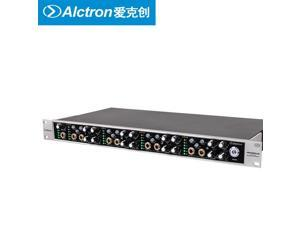 Alctron HP400V2 12-Channel Headphone Amplifier Stereo Recording studio Earphone Preamplifier 4 sets independent amplifier