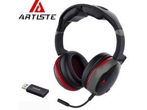 ARTISTE G1 2.4GHz digital wireless professional gaming headphone computer notebook mobile phone universal gaming headset