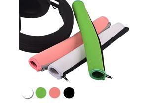 Headphones Headband Cushion Pads Bumper Cover Zipper Replacement for Razer Kraken PRO 7.1 V2 Headset