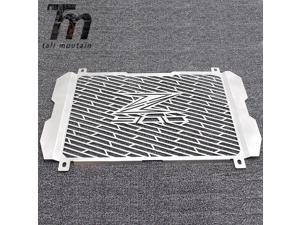 Motorcycle Stainless Steel Radiator Grille Guard Protection for KAWASAKI Z900 Z 900 2017 Bezel engine grill guard cover