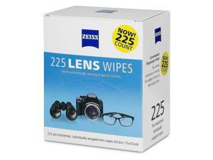 225 Count Lens Cleaning Wipes, Pre Moistened Cleansing Cloths Great for Eyeglasses, Tablets, Camera Lenses, Screens, Keyboards, and Other Delicate Surfaces