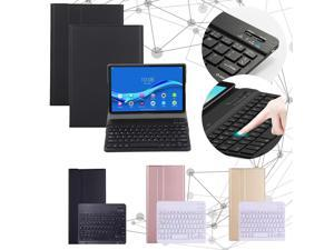 For Lenovo Tab M10 FHD Plus 10.3 X606F/X606X Leather Tablet Hard Case Keyboard Tablet PC Case Bluetooth Keyboard Charging Cable