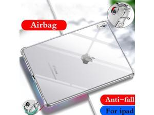 For iPad 10.2 Case Drop Resistance soft shell TPU cover for Apple iPad 10.2 2019 7th Generation A2200 A2197 A2198 A2232 Airbag
