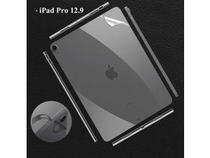 Back Protective Flim for iPad Pro 12.9 2021 2020 2018 Protect Soft Film For iPad Pro 12.9 2021 A2379 A2461 Full Cover Protector
