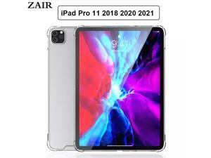 Clear Case for iPad Pro 11 11 inch case Anti-fall soft TPU silicone tablet cover for Apple iPad Pro 11 2018 2020 2021 tpu Shell