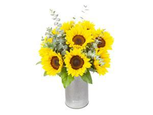 Sunflowerguy - Sunflowers & Eucalyptus Blend