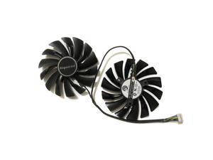 Repairist GPU GTX 980/970 Radiator cooler fan cooling MSI GTX980 GTX 970 GAMING video VGA Graphics Card As Replacement