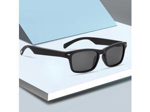 BT5.0 Wireless Non bone conduction Bluetooth audio BT smart glasses driving sunglasses eye blue light proof glasses