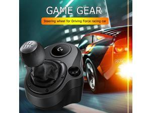 Logitech For PS4 6 Speed Gaming Driving Force Shifter Compatible with G29 G920 Racing Wheels for Playstation 4/Xbox One/PC