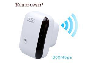 WiFi Repeater WiFi Extender 300Mbps Amplifier WiFi Booster Wi Fi Signal 802.11N Long Range Wireless Wi-Fi Repeater Access Point