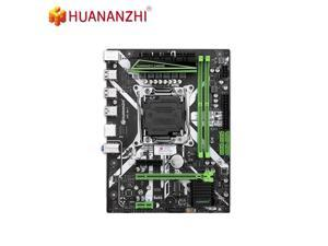 HUANANZHI X99-8M-F X99 motherboard for Intel XEON E5 X99 LGA2011-3 All Series DDR4 RECC NON-ECC memory NVME USB3.0 SATA MATX