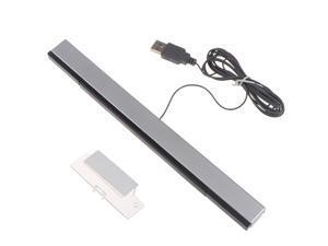 Game Accessoires Wii Sensor Bar Wired Ontvangers Ir Signaal Ray Usb Plug Vervanging Voor Nitendo Remote