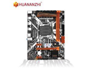 HUANANZHI X99-8MD3 X99 DDR3 GAMING Motherboard for Intel XEON E5 X99 LGA2011-3 DDR3 RECC NON-ECC memory  M.2 NVME USB3.0 ATX